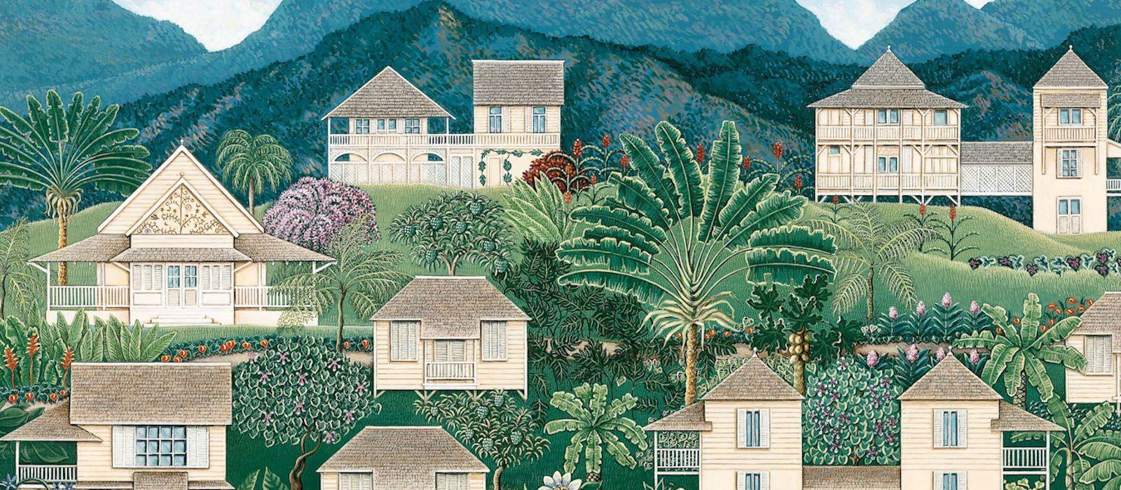 History Of Strawberry Hill Jamaica Luxury Resort Jamaica Luxury