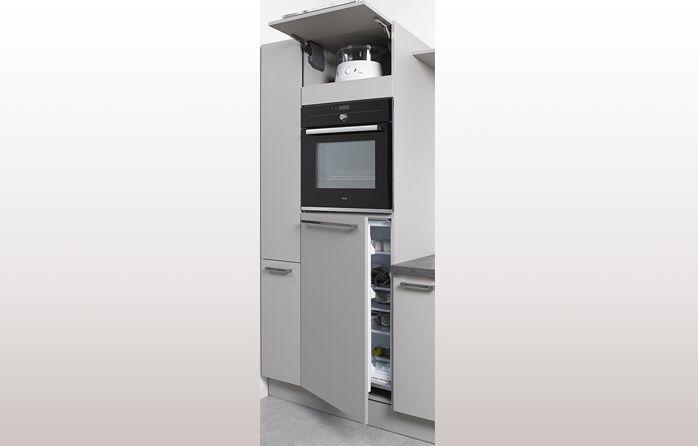 12 Armoire Four Refrigerateur Rangement Cuisine Meuble Cuisine Idee Rangement Cuisine