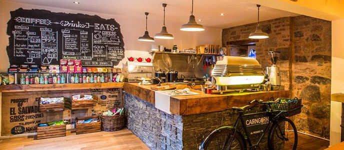 Image result for cairngorm coffee