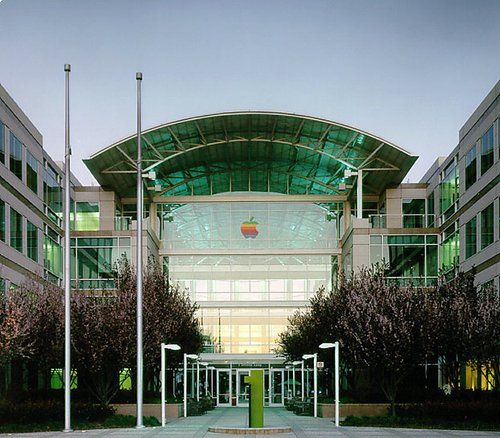 HQ: Cupertino, CA | Oh, The Places We've Been | Apple office