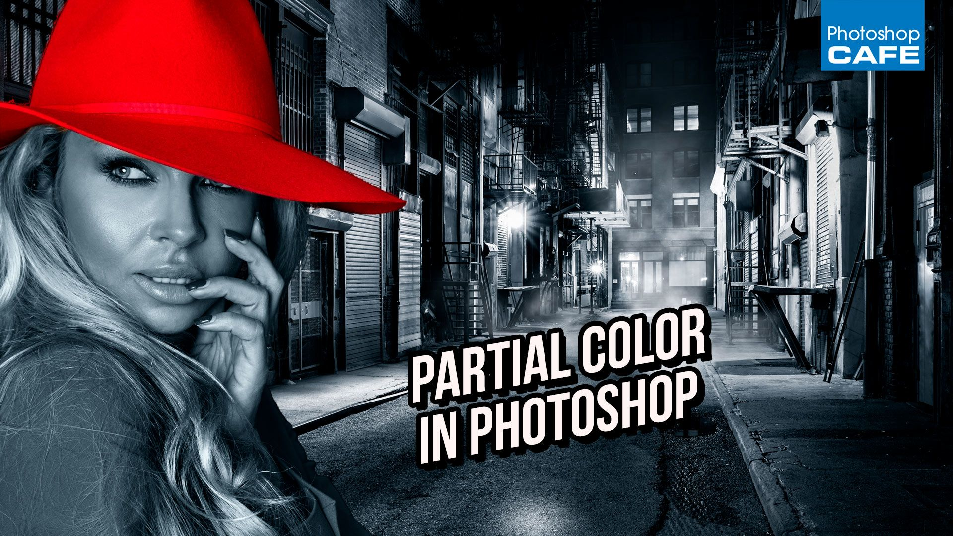 How to make a color splash or partial color effect to a black and how to make a color splash or partial color effect to a black and white photo in this photoshop tutorial turn color to film noir and then select where you baditri Choice Image