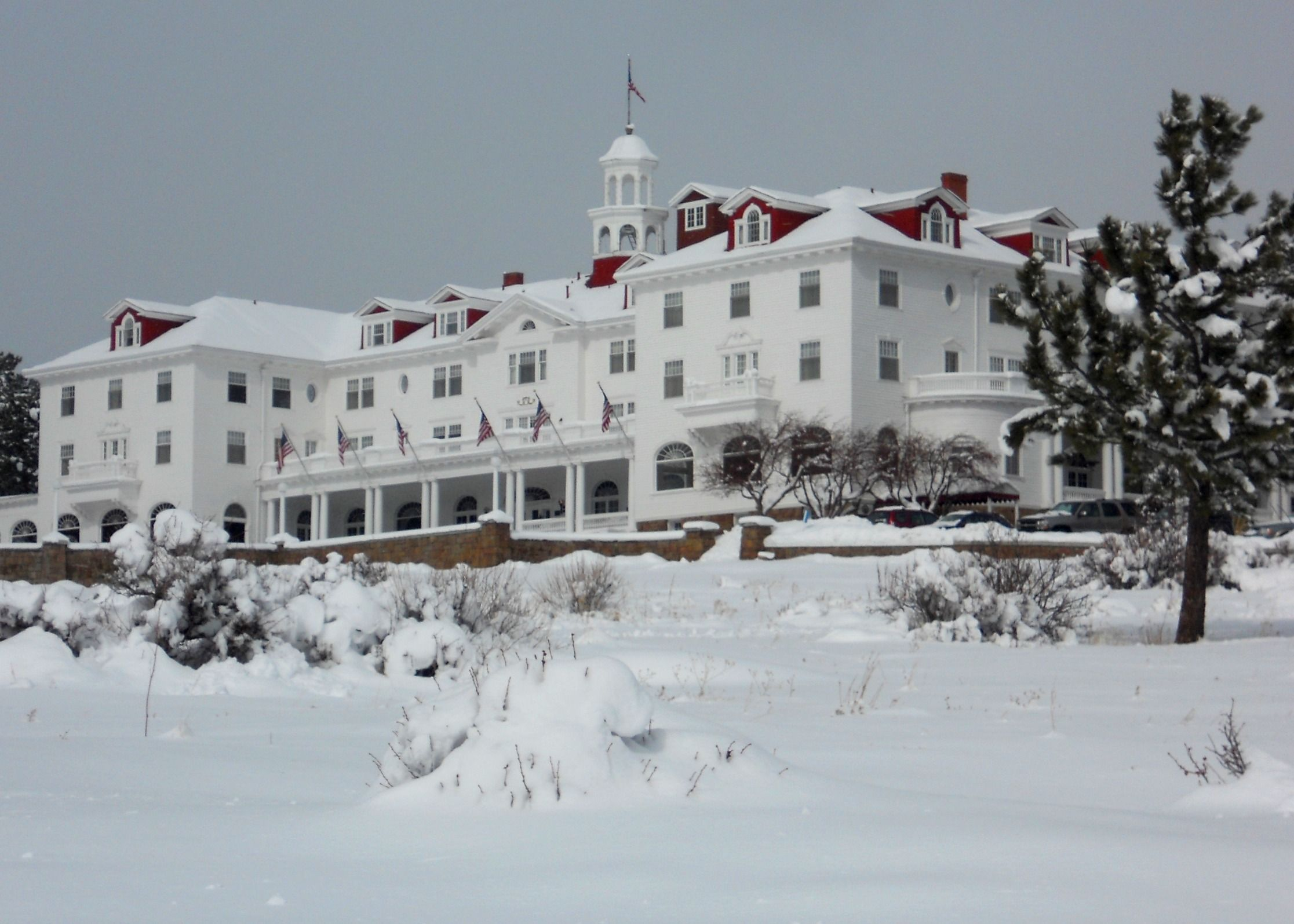 Stanley Hotel. Stephen King Inspired Write