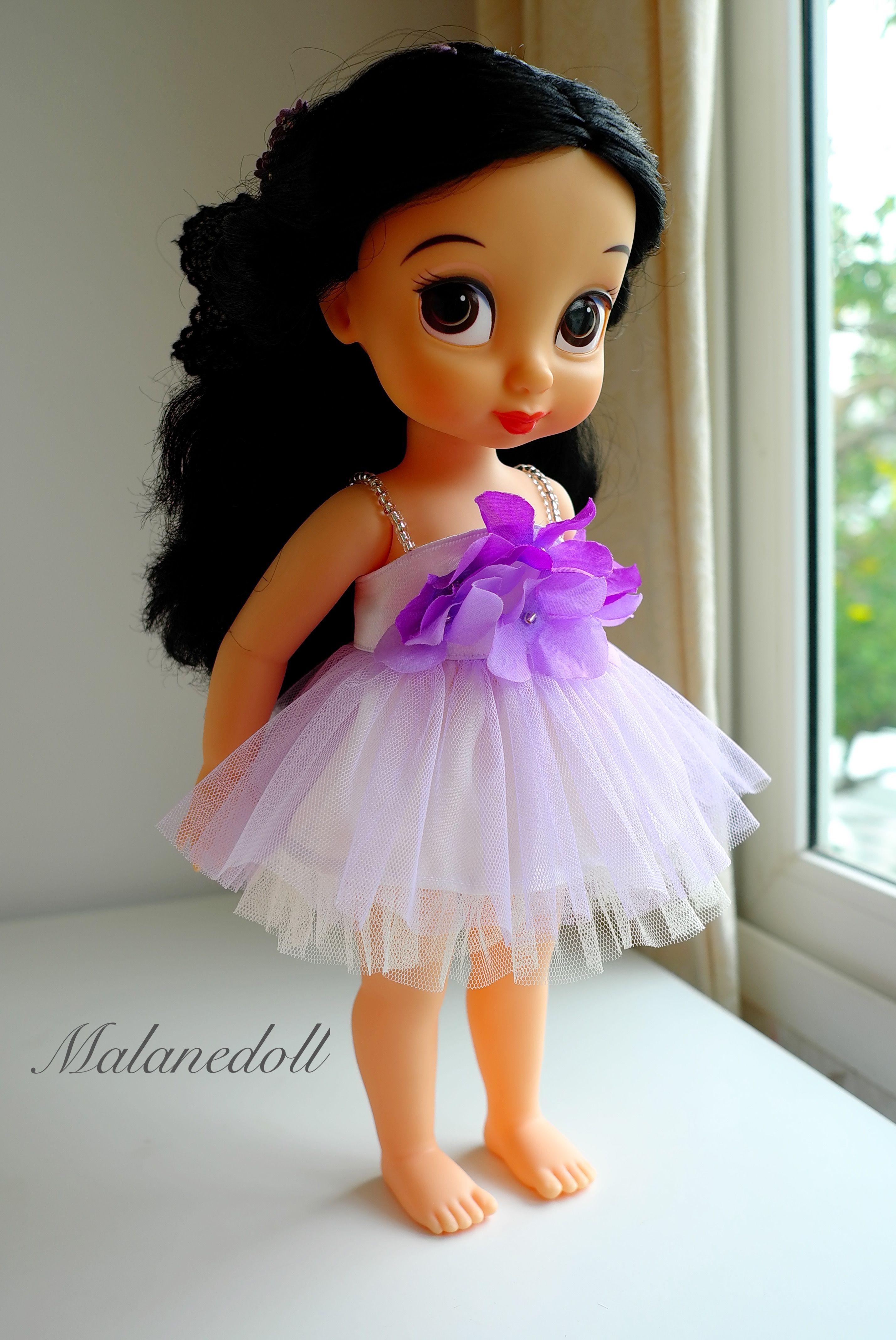 Vanda dress for Disney princess animators doll by malanedoll ...
