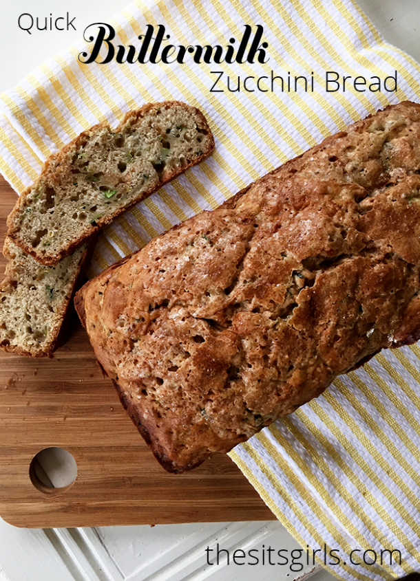 everyone loves a good quick bread this buttermilk