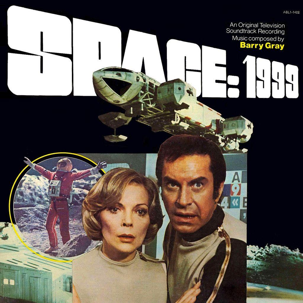 Space: 1999 (1975-77, ITC) — British sci-fi series ...