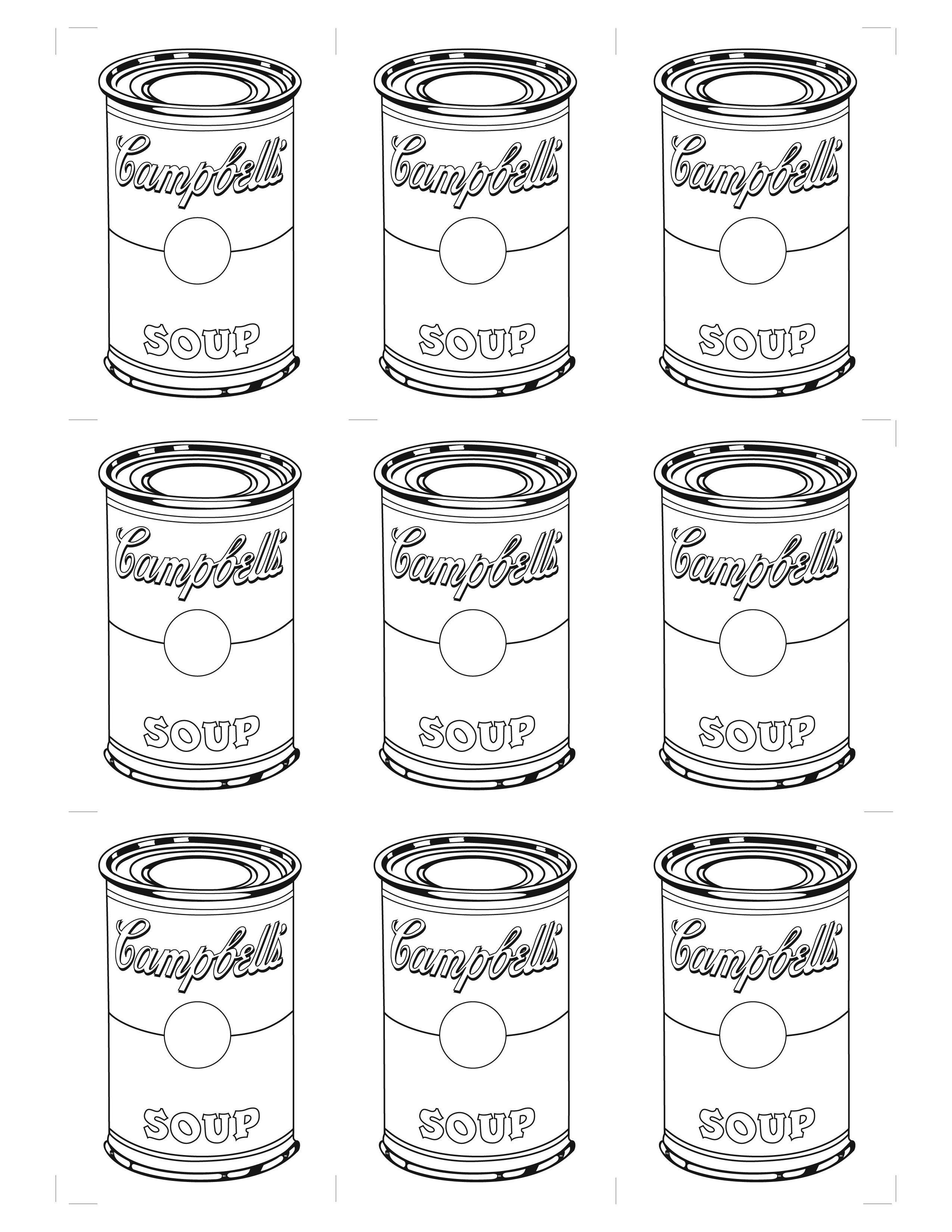 5 Formas De Acercar La Obra De Andy Warhol A Los Ninos