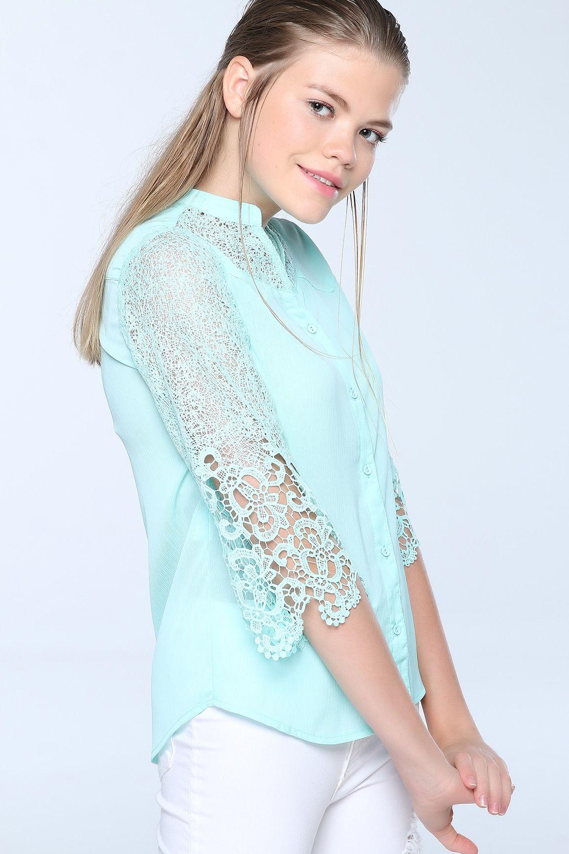 Kadin Gomlek Beyaz Gomlek Ve Kot Gomlek Modelleri Tozlu Com Kadin Kot Gomlek Giyim
