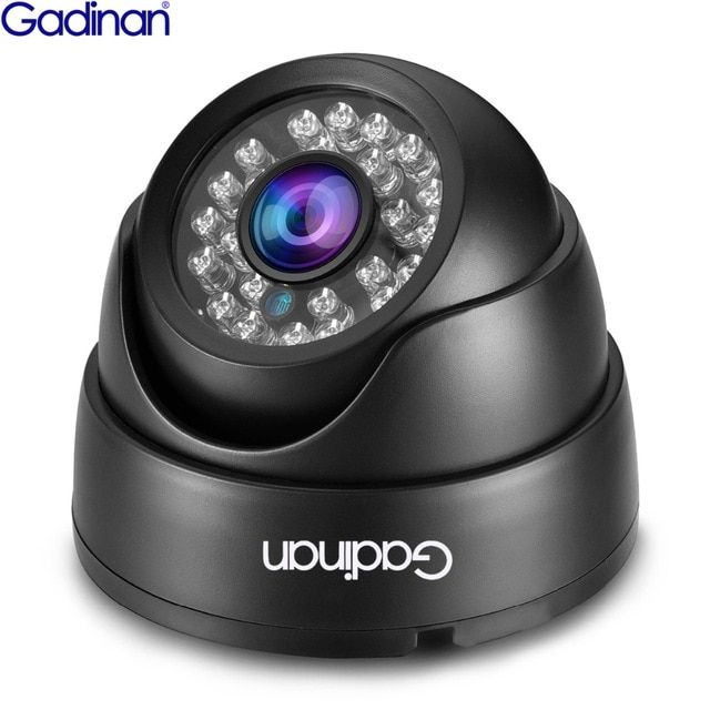 Outdoor 720P AHD Wide Angle IR-CUT Dome Security CCTV Wired Camera for AHD DVR
