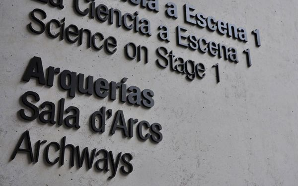 CAC Signage System on Behance #grafica #design #segnaletica