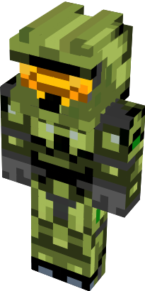 Geoff From Rooster Teeth Has This Exact Same Skin Gabriel - Skins para minecraft pe halo