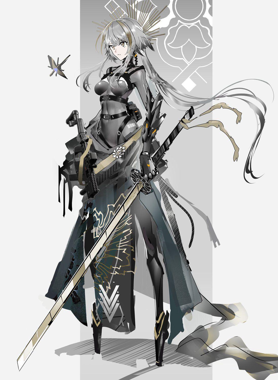 twitter キャラクターデザイン ファンタジーのキャラクターデザイン キャラクターコンセプト