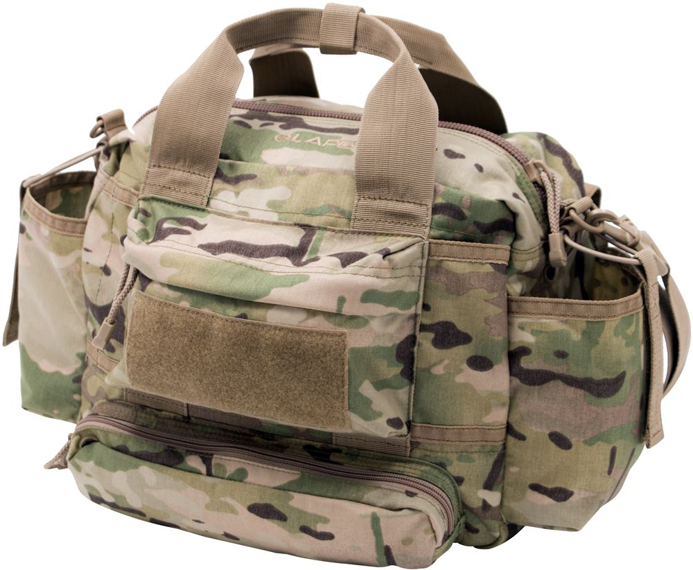 La Police Gear Multicam Tactical Bail Out Bag 39 99