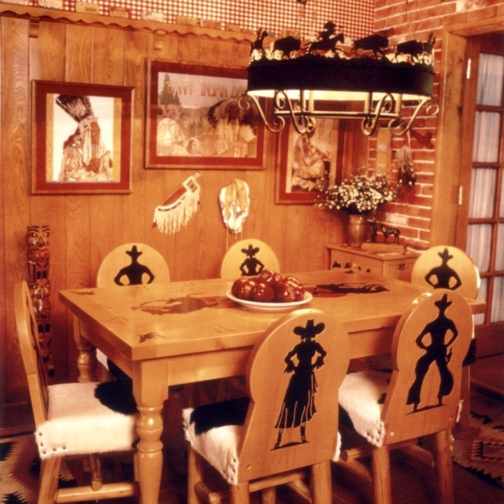 Western Dining Room Chair Cushions