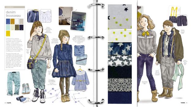PROMOSTYL - Children Trendbook   SKETCHES Children trends ...
