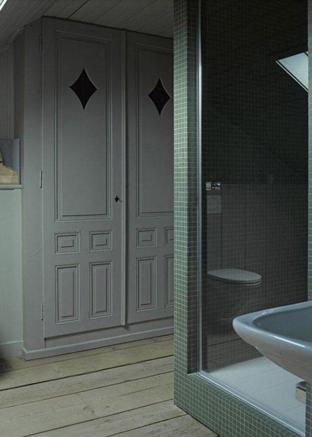 Le kaki dans la salle de bains pour une ambiance cocoon | Salle de ...