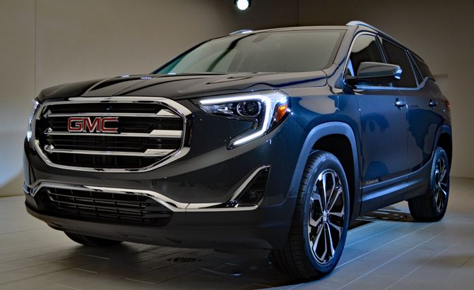 2018 Gmc Terrain Colors Release Date Redesign Price Most Recent