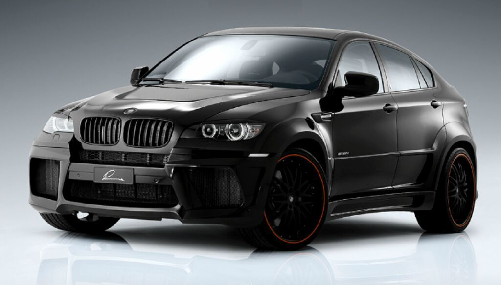 Image For Bmw X6 M 2015 Black