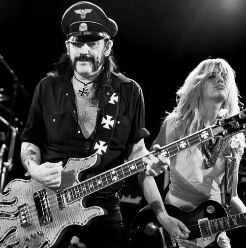 Lemmy and Orianthi!!!
