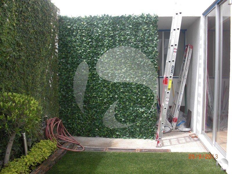Si deseas disfrutar un espacio verde durante todo el a o y for Jardines artificiales