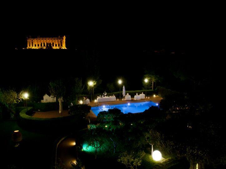 Hotel Villa Athena In Agrigento Sicily Agrigento Explore Italy World Heritage Sites