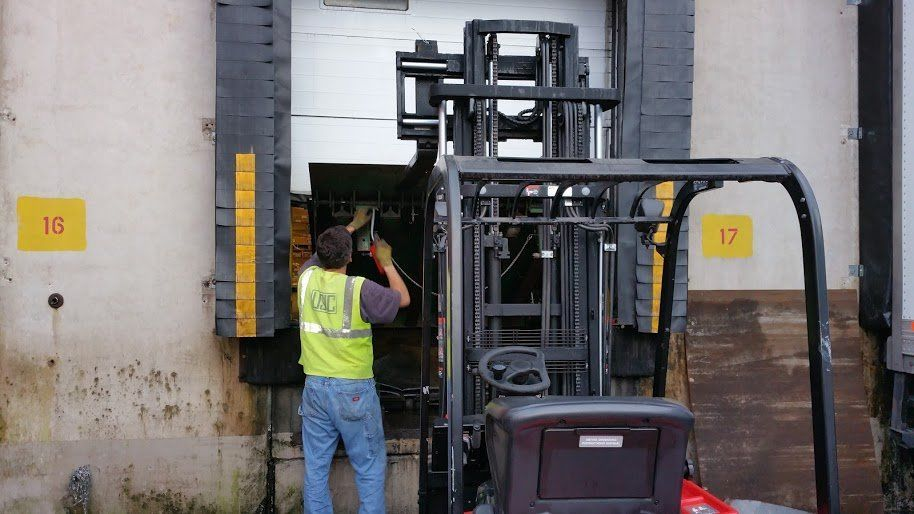 Pin by industrial door & docking solutions on Loading Dock