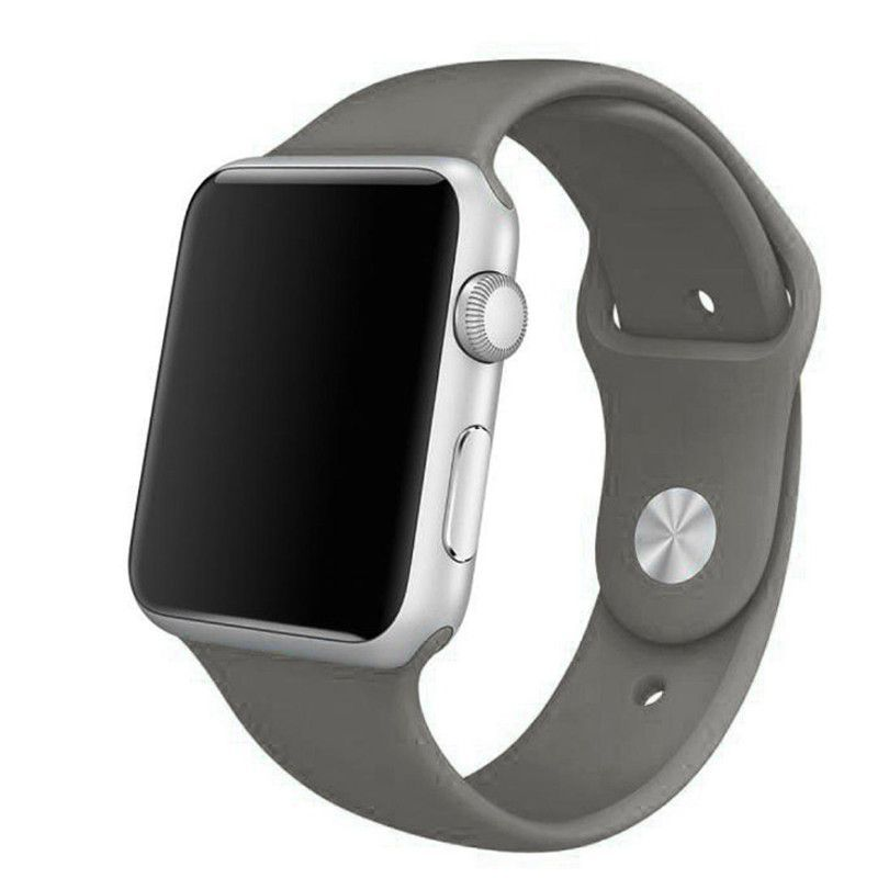 Apple Watch Grey Sport Band Strap Apple Watch Apple Watch Bands 42mm Apple Watch Sport