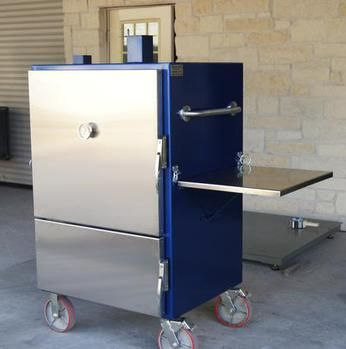 Insulated BBQ Smokers | Lone Star Grillz | Smokers and Grills | Bbq