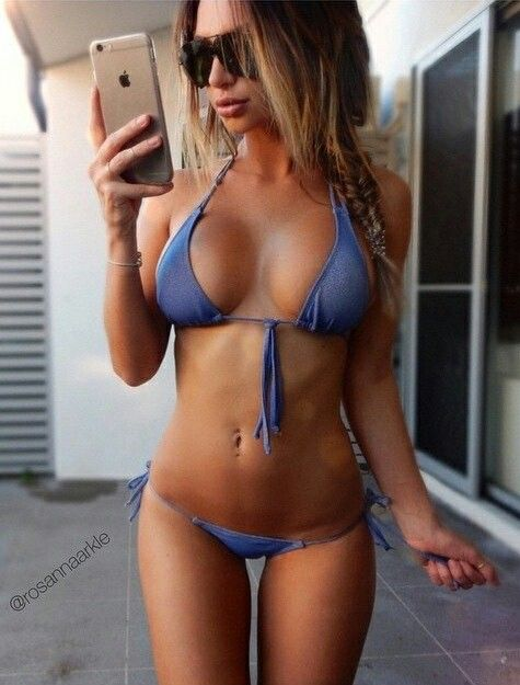 Oh Boy  Summer  Bikini, Strandmode Und Mdchen Selfies-4957