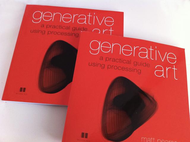 Generative Art A Practical Guide Books Processing Generative Generative Art Generative Design