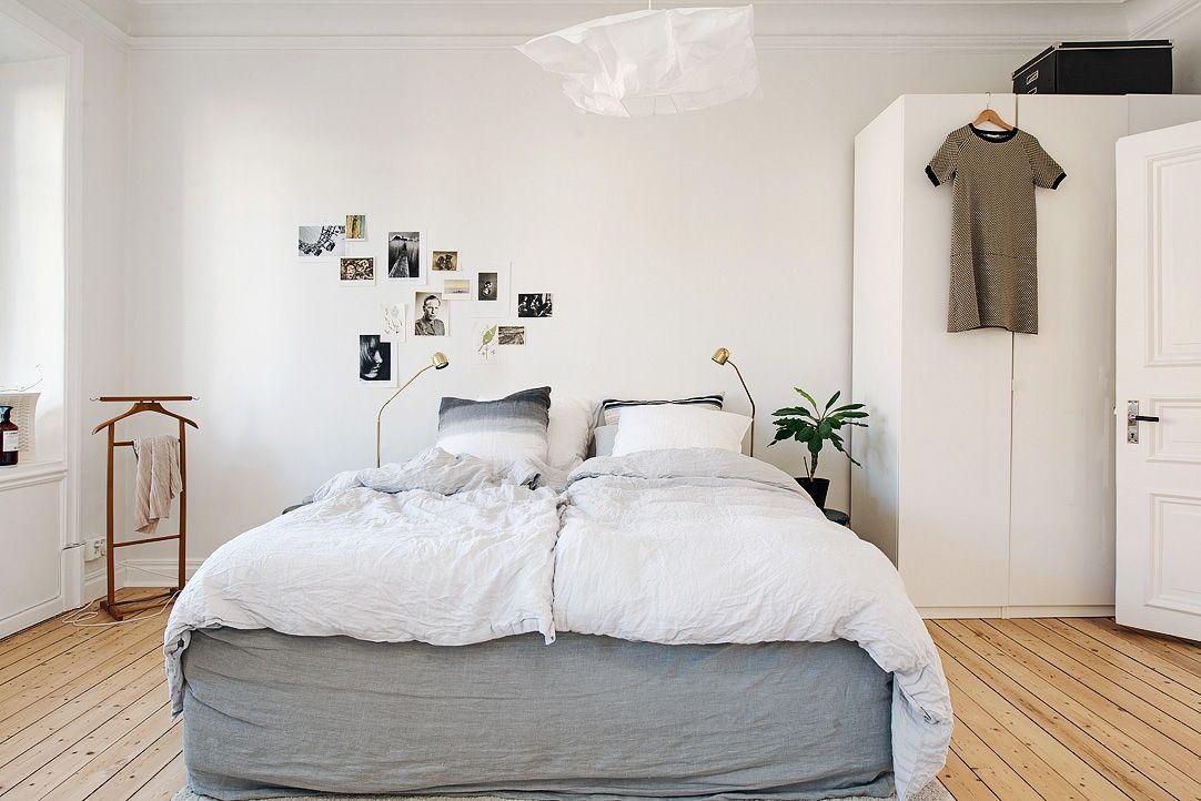 Kleurinspiratie Voor Slaapkamer : Een scandinavisch huis met een boel kleurinspiratie voor je muren