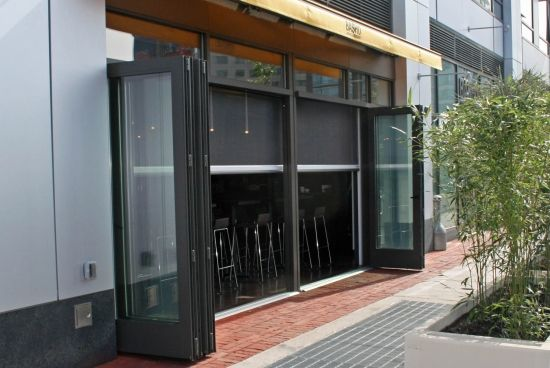 Motorized retractable screens for porches patios and for Automatic retractable screens