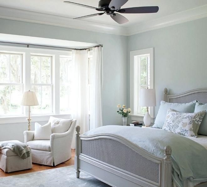 Bedroom Curtains Calming Bedroom Colors Sherwin Williams Bedroom Design Ideas White Interior Design Drawings Perspective Bedroom: Sea Salt Bedroom Sea Salt According To The Designer The