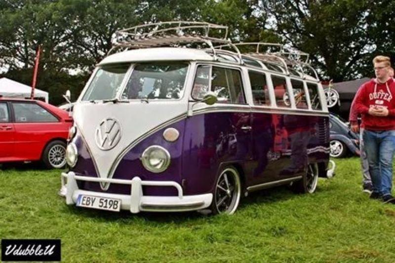 Awesome 21 Window Vw Split Screen Bus For Sale 163 40k Vw