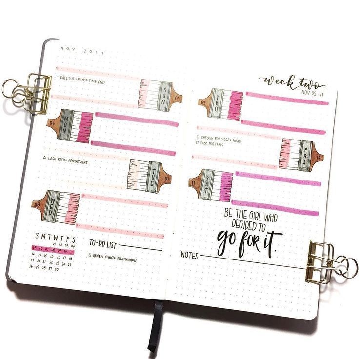Photo of 15 Absolutely Gorgeous-Looking Weekly Layout Bullet Journal Ideas