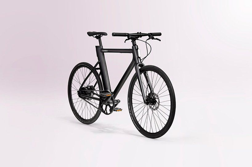 Cowboy Is An Affordable Light And Sleek Electric Bike With Removable Battery Electric Bike Electronic Bike Ebike