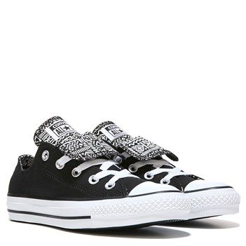 Women's Chuck Taylor All Star Double Tongue Low Top Sneaker