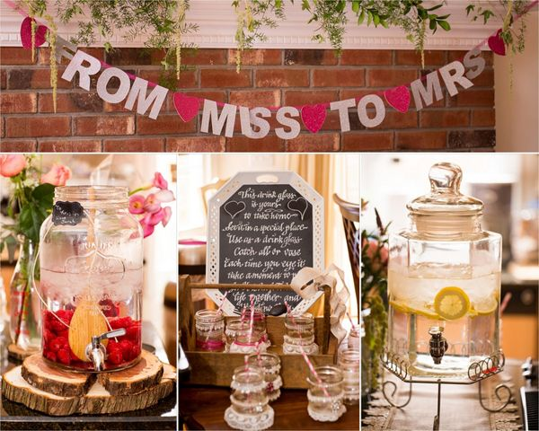 There Are Loads of Good Ideas in This Vintage Wedding Shower
