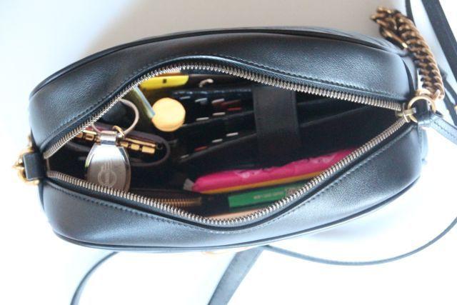 b1fb8a944b5 Gucci Marmont Matelassé Mini Bag Review - anamika.ca