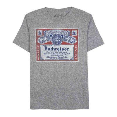 d88bb17aa Budweiser Short-Sleeve T-Shirt - JCPenney | fashion | Shirts, T ...