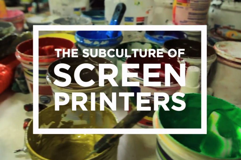 A Video About Los Angeles Screen Printers.