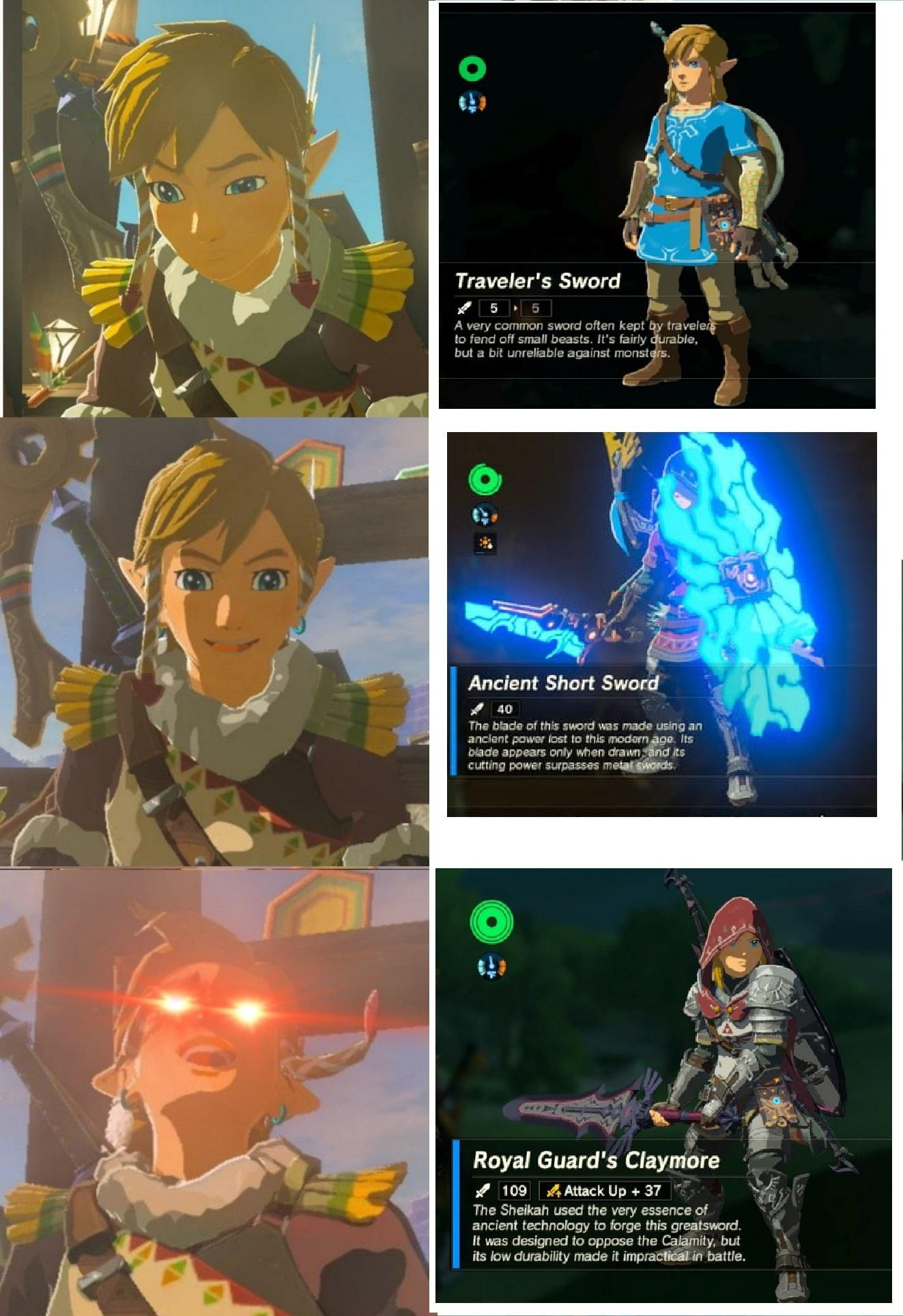 Botw Memes Clean : memes, clean, Zelda, Photos
