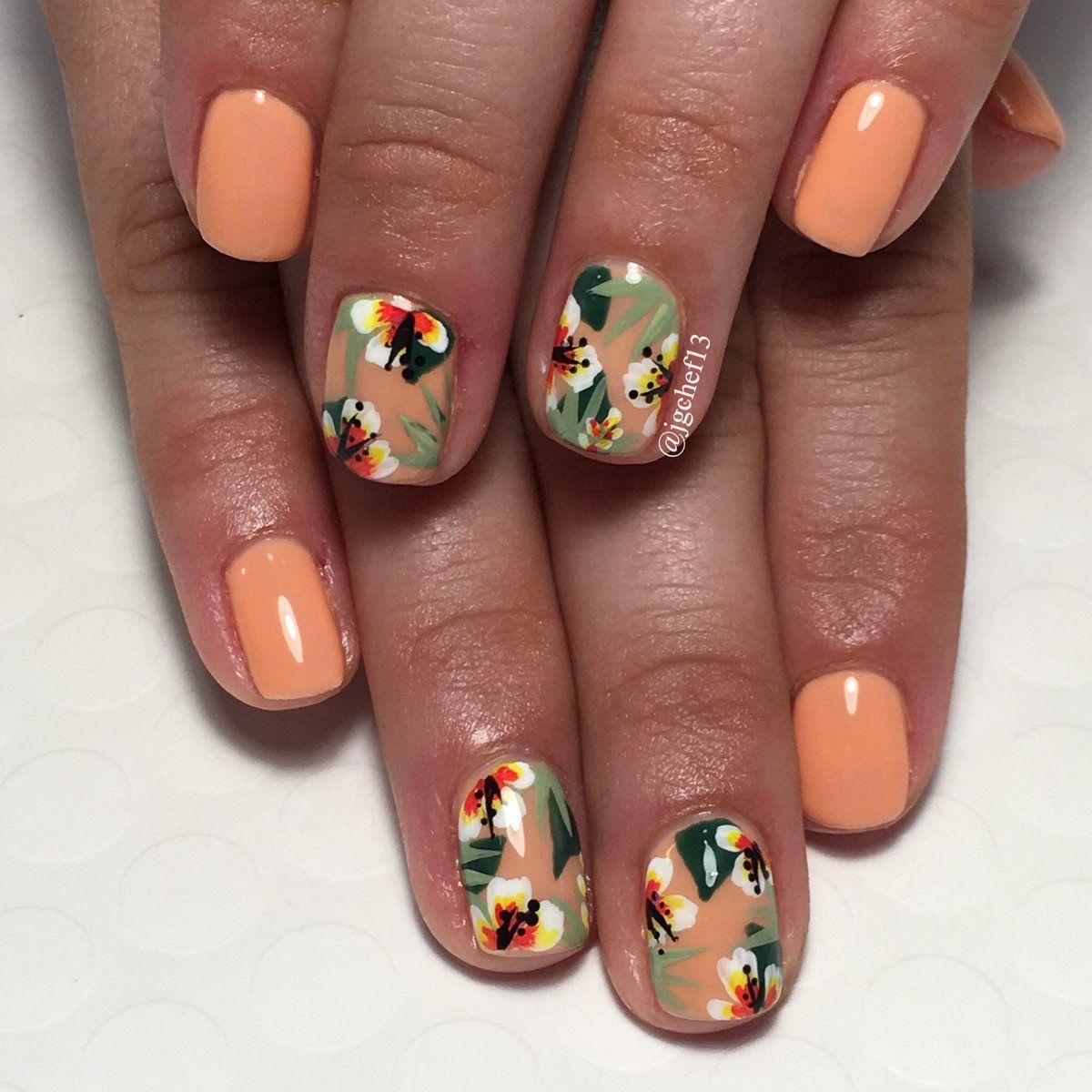 (414) Twitter Manicure, Nails, Nail art