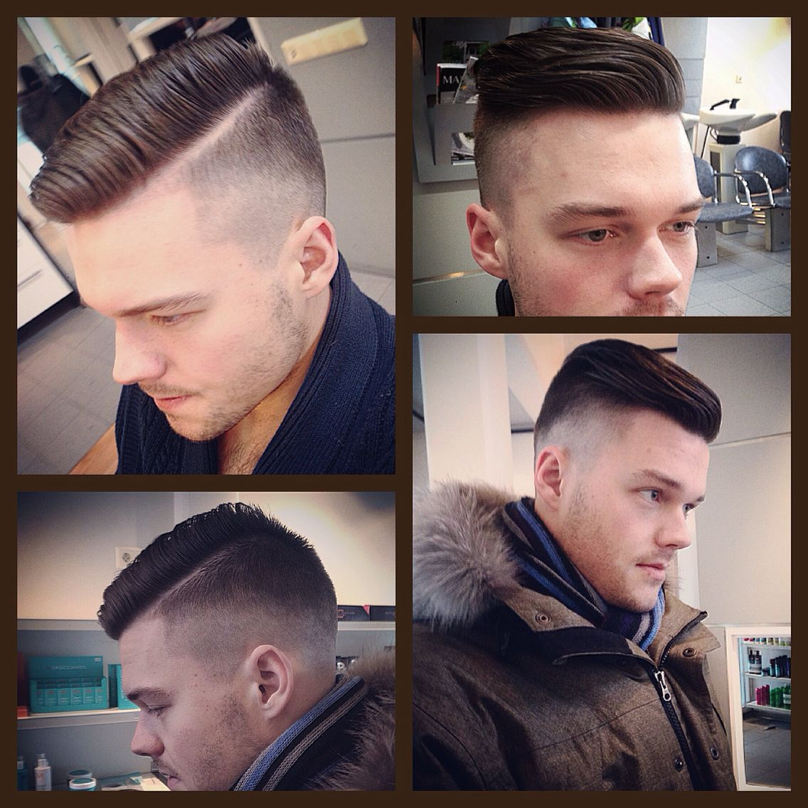 Man hair cut  Extra fade  Like it love it  Love my job