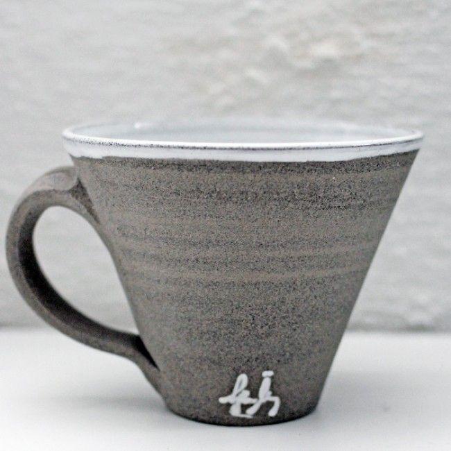 Handgjord kopp