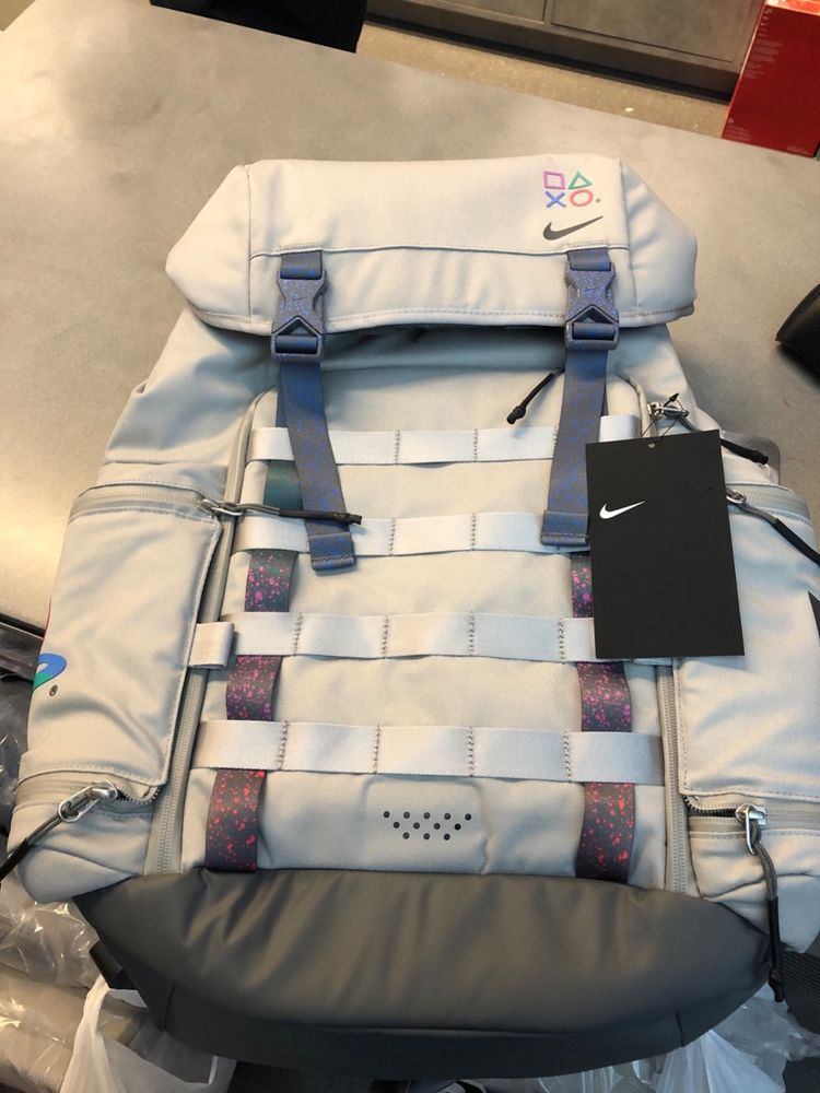 b41c4e9e8748 Nike Paul George x PlayStation PG 2.5 Backpack LIMITED EDITION BA6121-010   fashion  clothing  shoes  accessories  unisexclothingshoesaccs   unisexaccessories ...