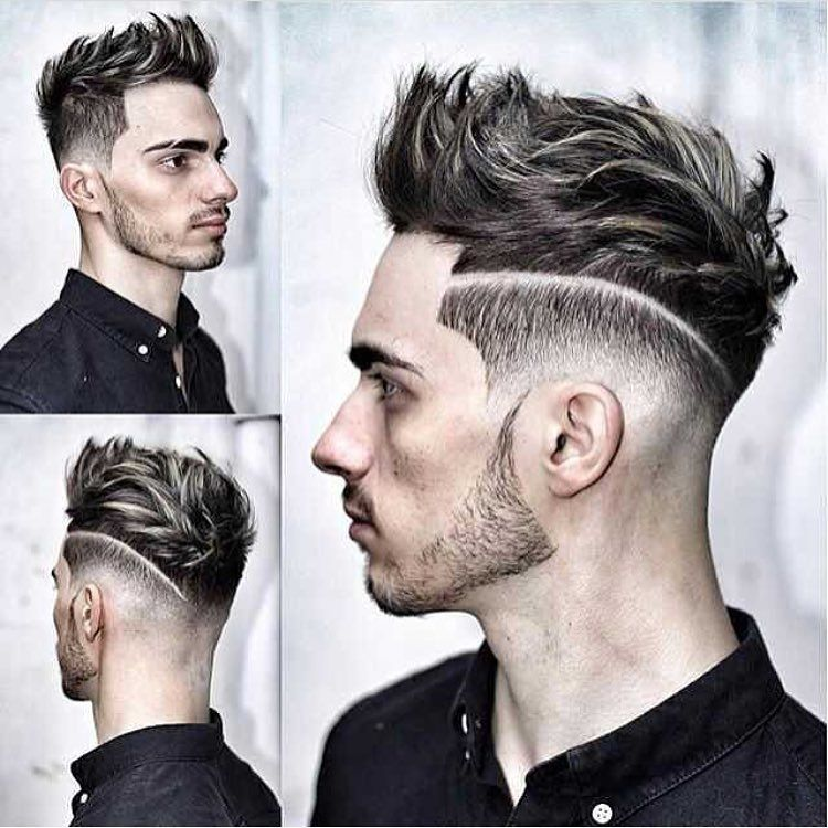 5 826 Me Gusta 11 Comentarios Men S Hairstyles Haircuts Hairstylemens En Instagram Hairstyleme With Images Hair Styles 2017 Cool Mens Haircuts Thick Hair Styles