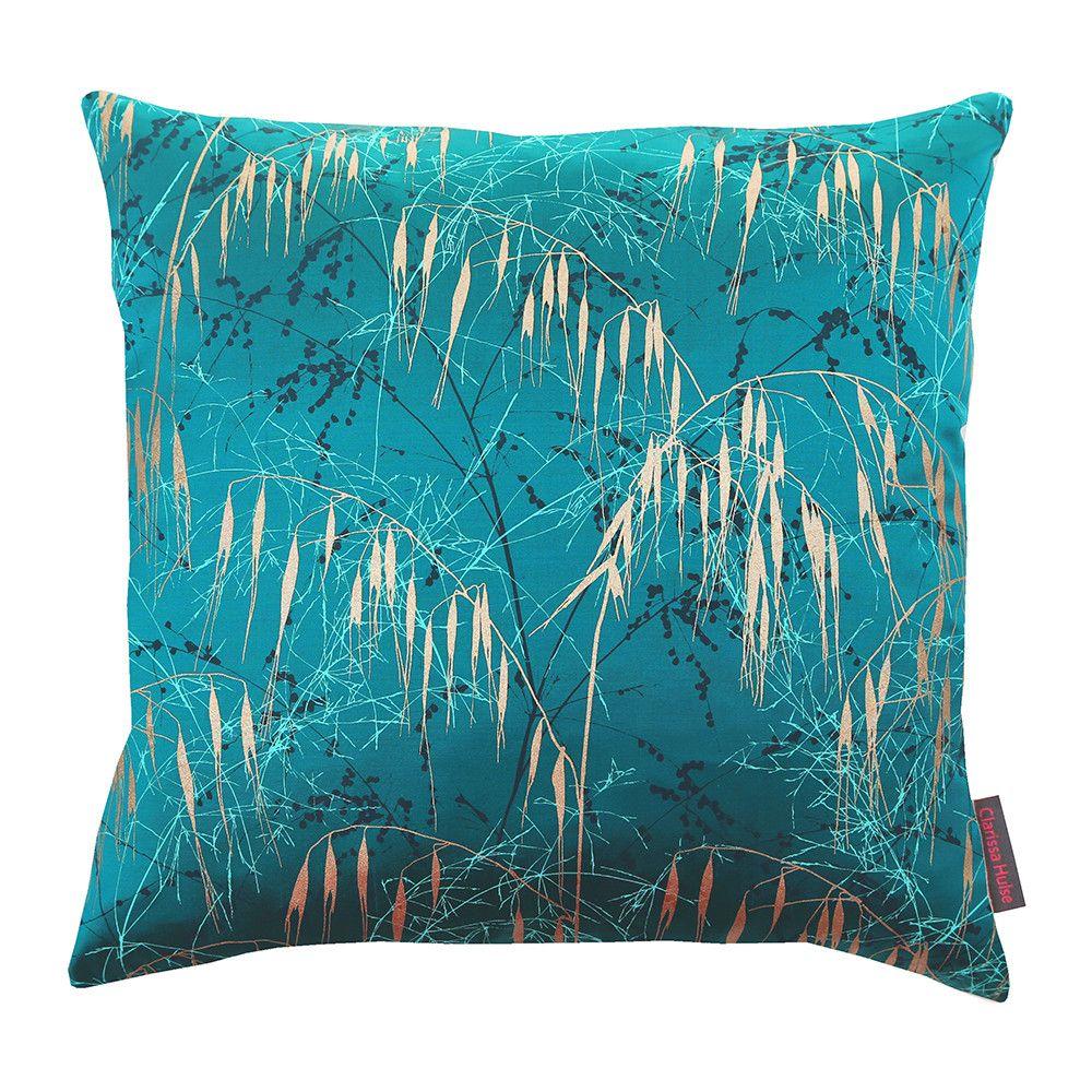 or Cushion Curtains Clarissa Hulse Bedding DILL Aqua Duvet Cover Pillowcases