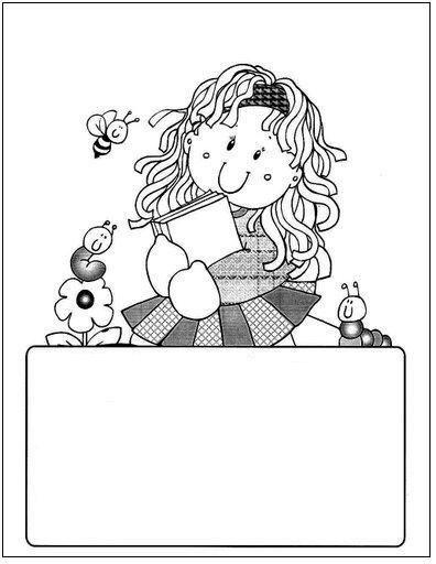 Maestra Preescolar Para Colorear Plantillas Coloring Pages For