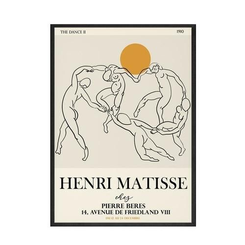 Photo of Picasso Matisse Collection – Picture 5 / 40x50cm No Frame
