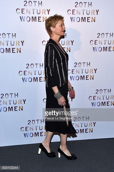 01-30 PARIS, FRANCE - JANUARY 30: Annette Bening attends... #lemitan: 01-30 PARIS, FRANCE - JANUARY 30: Annette Bening attends… #lemitan